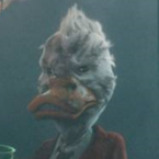 Howard the Duck GotG close