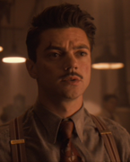 Howard Stark CATFA