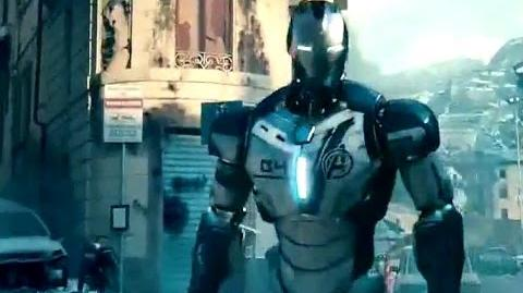 Avengers Age of Ultron TV SPOT 10 - Vision (2015) Robert Downey Jr