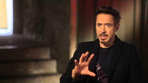 Marvel's Avengers Age of Ultron Robert Downey Jr