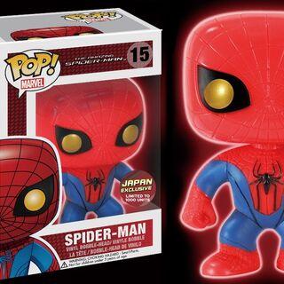 Spider-Man glow variant