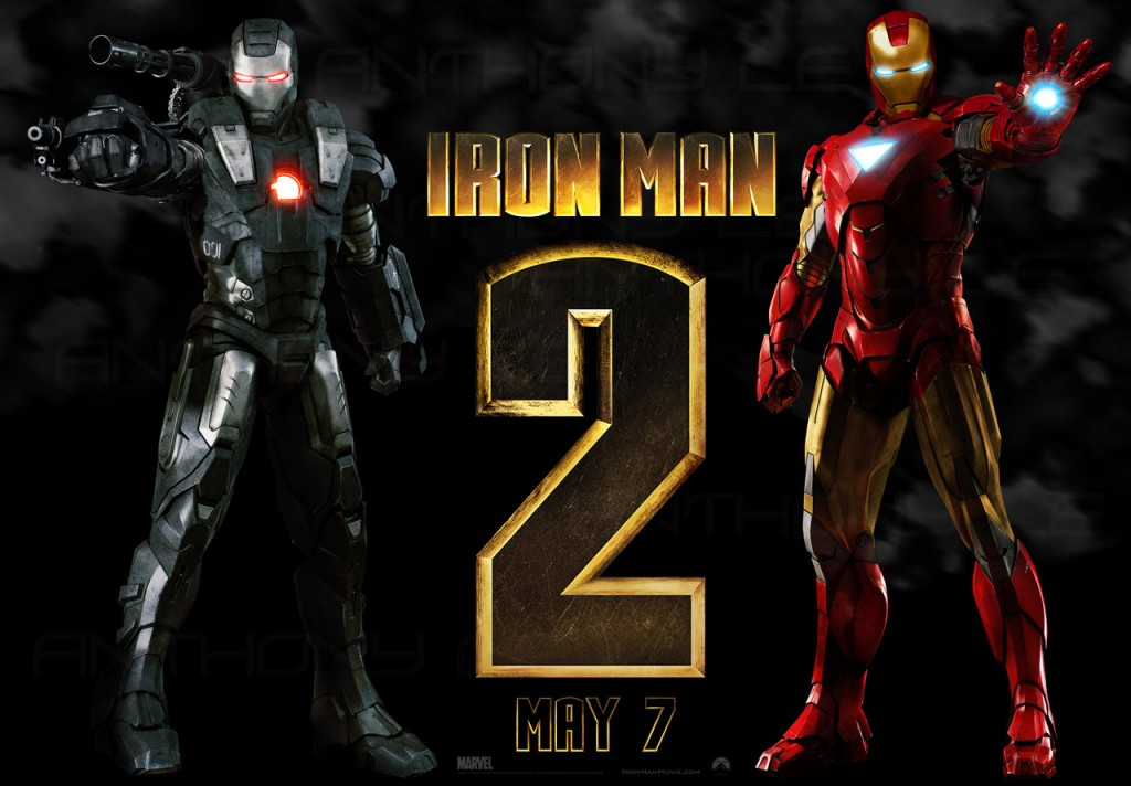 Desktop Wallpapers - Iron Man 2 wallpaper - Movie | Free Desktop ...