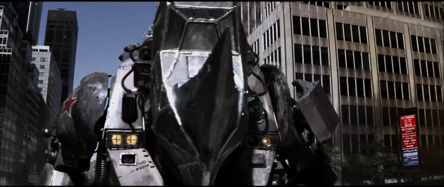 File:Rhino prepares to fight Spider-Man.png