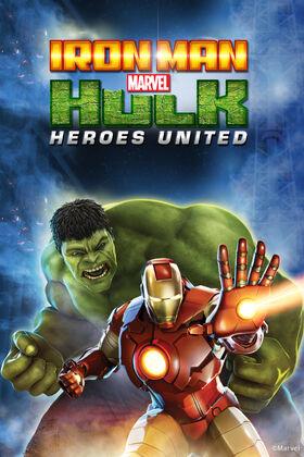Iron Man And Hulk- Heroes United
