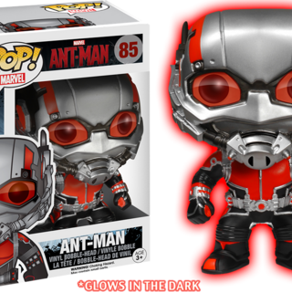 Glow in the Dark Ant-Man