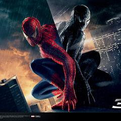 Spider-Man 3 poster.