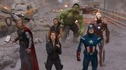The Avengers-unite