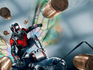 Ant-Man Textless Poster Variant