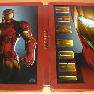 Iron Man Steelbook
