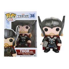 Helmeted Thor