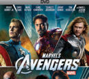 The Avengers (film) Home Video