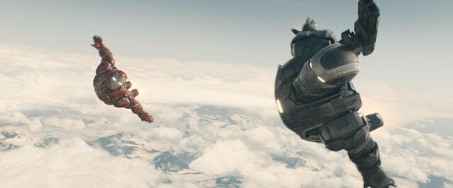File:Iron Man and War Machine take flight.jpg