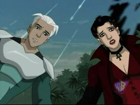 Quicksilver and Scarlet Witch (X-Men Evolution)