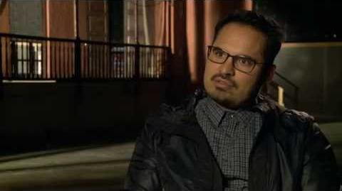 """Ant-Man """"Luis"""" Official Movie Interview - Michael Pena"""