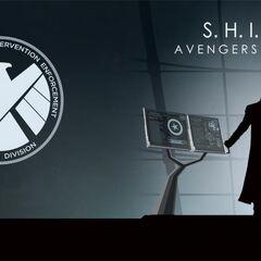 S.H.I.E.L.D. Avengers Initiative