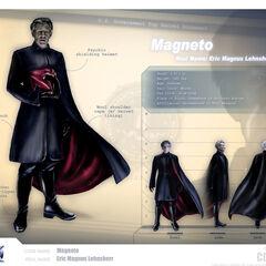 Magneto Profile