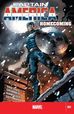 Captain America Homecoming