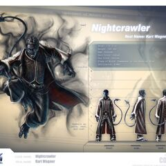 Nightcrawler Profile