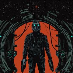 Mondo - Star-Lord poster