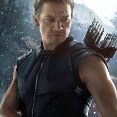 Hawkeye Character Poster