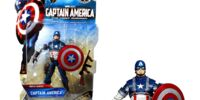 Captain America: The First Avenger action figures