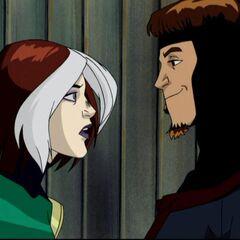 Rogue meets Gambit.