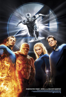 Fantastic Four 2 poster