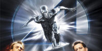 Fantastic Four: Rise of the Silver Surfer/Gallery
