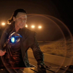 Loki Escapes from <a href=