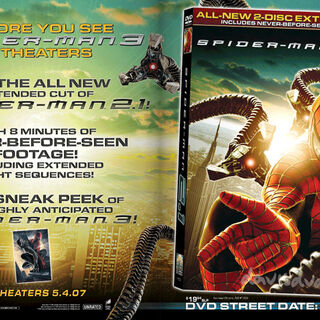 Ad for Spider-man 2.1