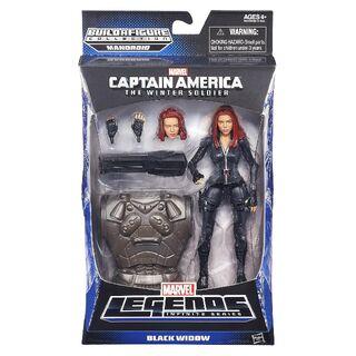 Black Widow Action Figure