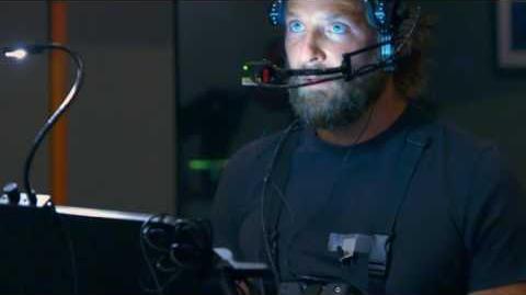 Guardians of the Galaxy Vol. 2 Bradley Cooper & Vin Diesel Behind the Scenes Movie Broll