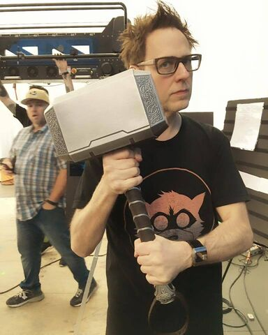File:Guardians of the Galaxy Vol. 2 James Gunn Thor's Hammer.jpg