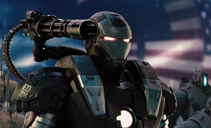 Image - War Machine at the Stark Expo.jpg | Marvel Movies ...