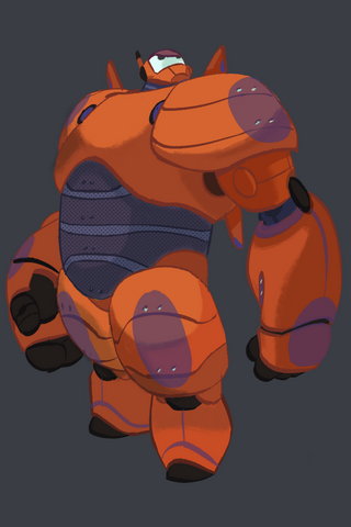 File:Armored Baymax Concept Art.png