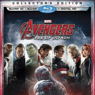 Blu-Ray 3D: collector's Edition combo