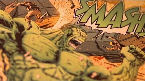"Marvel Studios Assembling A Universe - ""Hulk Surprise"" Clip"