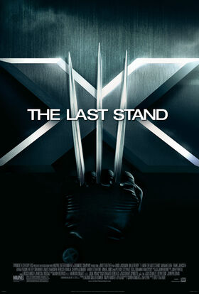 The Last Stand poster