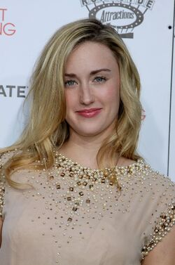 Ashley Johnson