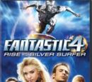 Fantastic Four: Rise of the Silver Surfer Home Video