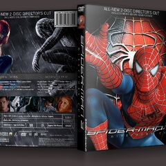 Ad for Spider-man 3 Director's Cut