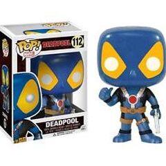 Blue/Yellow Deadpool