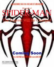 Web of Spiderman poster