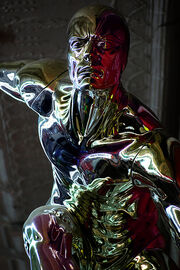 Psychedelic Silver Surfer