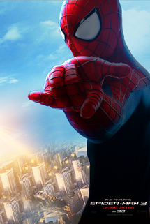The amazing spider man 3 poster 3 by krallbaki-d7mwwby