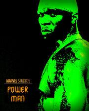 Power Man Poster