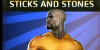 Sticks and Stones (Season XXVII)