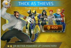 Thick as Thieves Offer