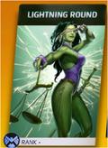 She-Hulk Lightning Round