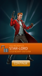 Recruit Star-Lord (Legendary Outlaw)